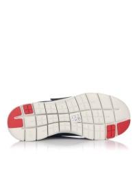 Zapatilla velcro Hombre Skechers