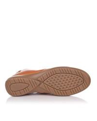 Zapato cordones piel Mujer 48 horas