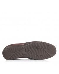 Zapato mocasin combi piel Mujer Pitillos 2973