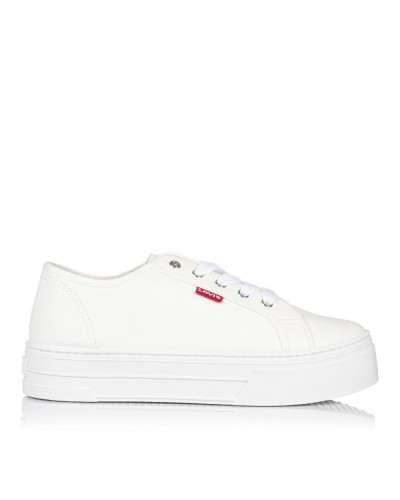 Zapatillas cordones plataforma Mujer Levi´s 230704