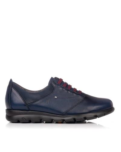 Zapato sport piel Mujer Fluchos F0354