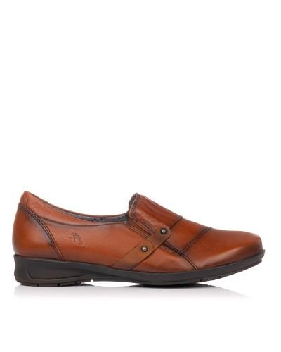 Zapato sport piel Mujer Fluchos 9154
