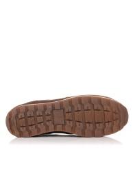 Zapatilla cordones piel Hombre Kangaroos 7529-23
