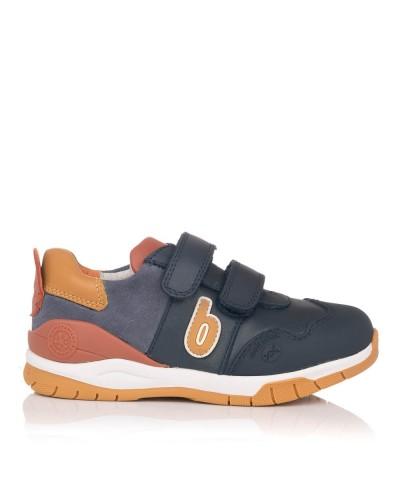 Zapato deportivo piel Niños Biomecanics 191193