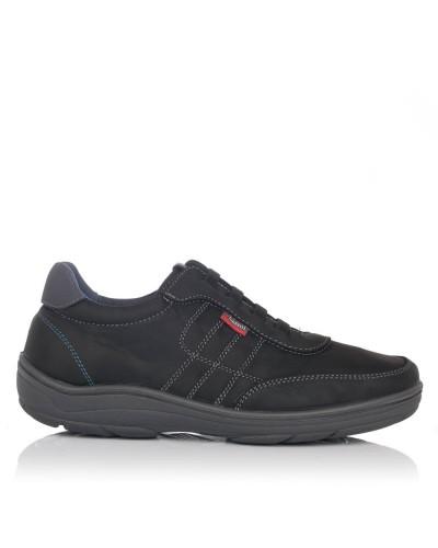 Zapato elasticos piel Hombre Luisetti 19426