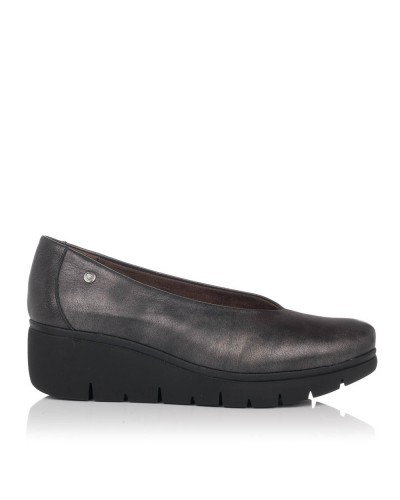 Zapato piel plataforma Mujer Gomez 2010