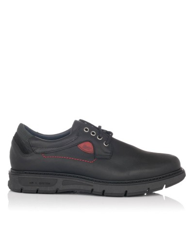 Zapato cordones sport piel Hombre Gomez 617