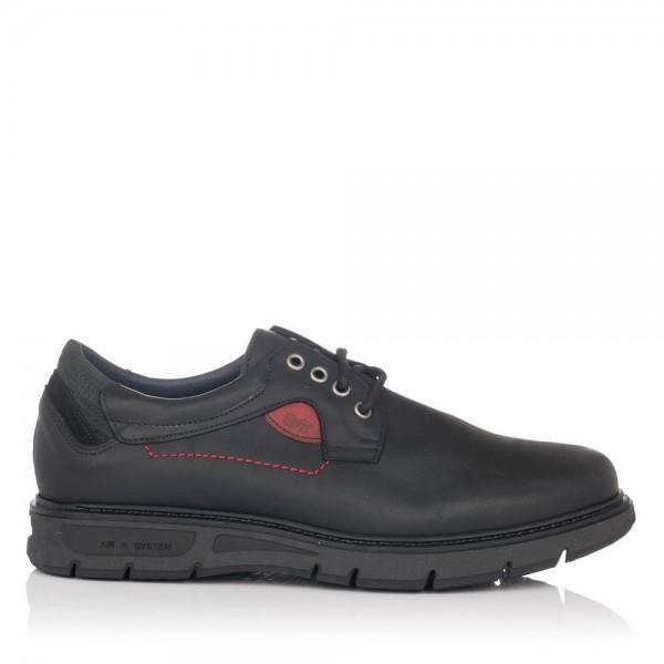 Zapato cordones sport piel Gomez 617