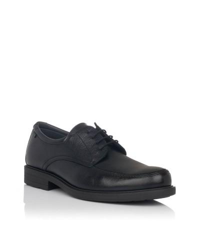 Zapato cordones piel tacon Hombre Baerchi 1802