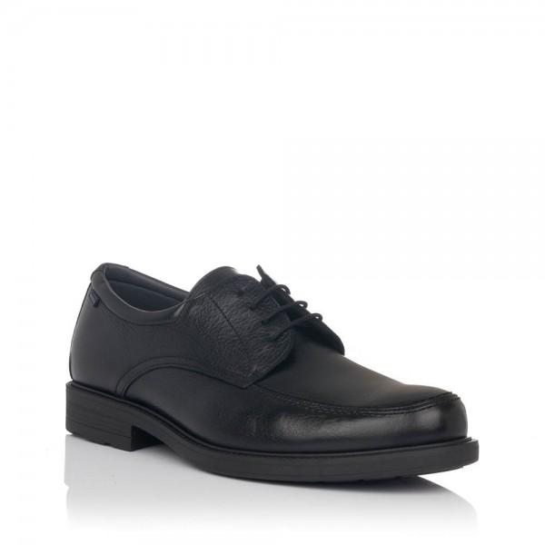 Zapato cordones piel tacon Baerchi 1802