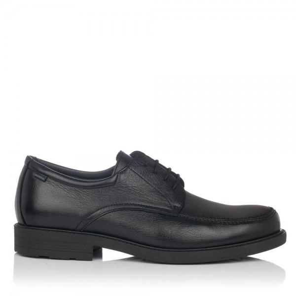 Zapato mocasin piel tacon Hombre Baerchi 1801