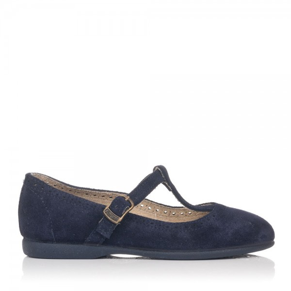 Zapato vestir serraje Batilas 15430