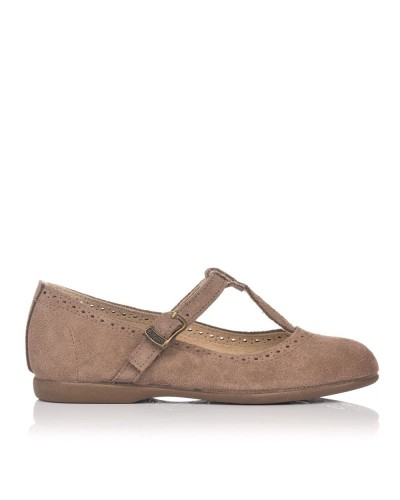 Zapato vestir serraje Niñas Batilas 15430