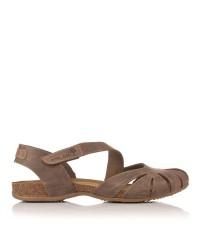 Sandalia piel velcro bio Inter-bios 4456