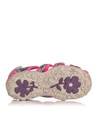 Sandalia flores Niñas Gomez 400121