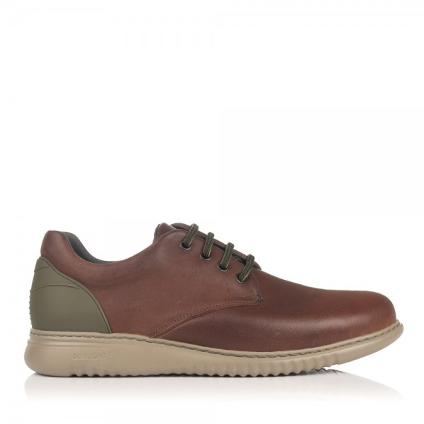 Zapato cordones liso piel Hombre On foot 550