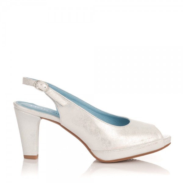 Zapato abierto alto Dorking 6604