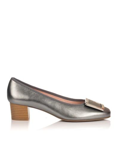 Zapato adorno tacon Mujer Gomez 4150