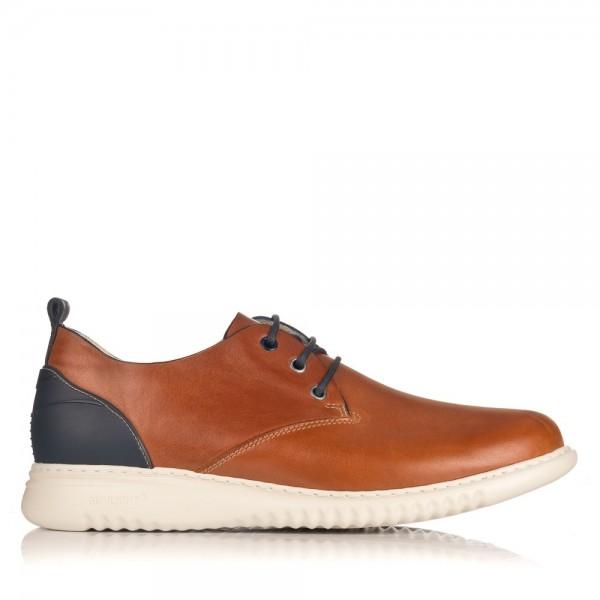 Zapato cordones piel On foot 570