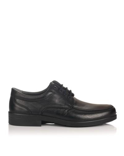 Zapatos cordones piel Luisetti 26851