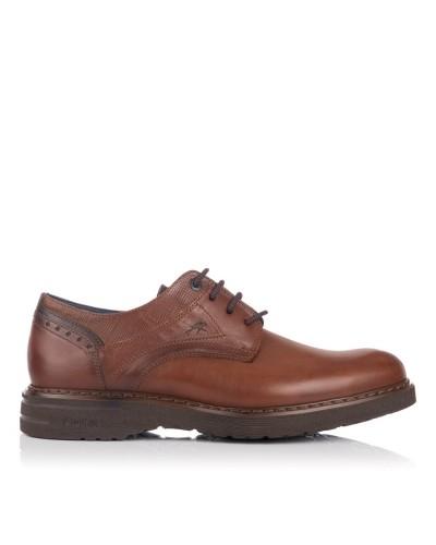Zapato cordon liso light Hombre Fluchos 344