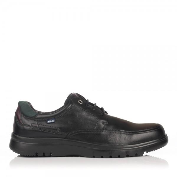Zapato piel cordones Baerchi 5051