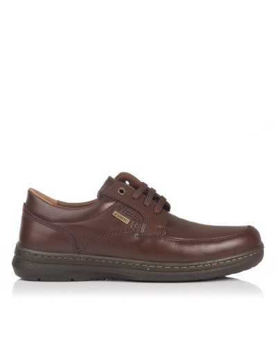 Zapato cordon punteado Hombre Luisetti 24803