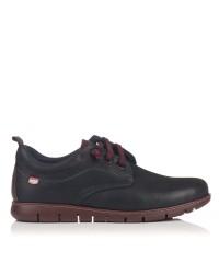 Zapato piel elasticos Hombre On foot 8551