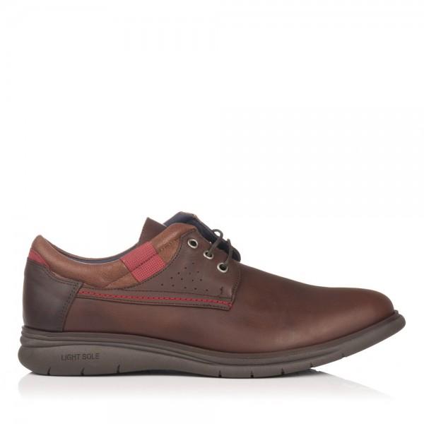 Zapato cordones piel Hombre Gomez 716