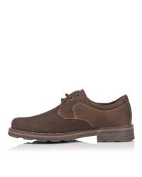 Zapato cordones piel Gomez 714