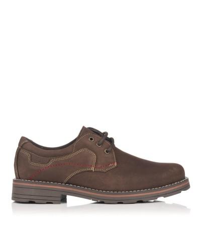 Zapato cordones piel Hombre Gomez 714