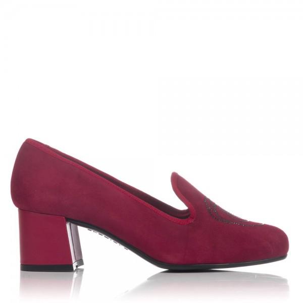 Zapato ante tacon Gomez 5405