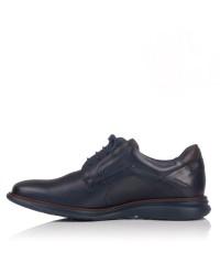 Zapato cordones liso piel Fluchos 235
