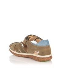 Sandalia piel Niños Pablosky 589195