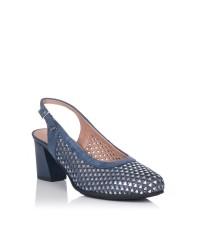 Zapato talon abierto alto Mujer Pitillos 5557