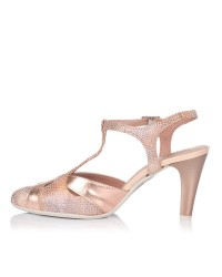 Zapato asandaliado vestir Pitillos 5576