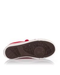 Basket lona 2 velcros Unisex-niños Gomez 0115