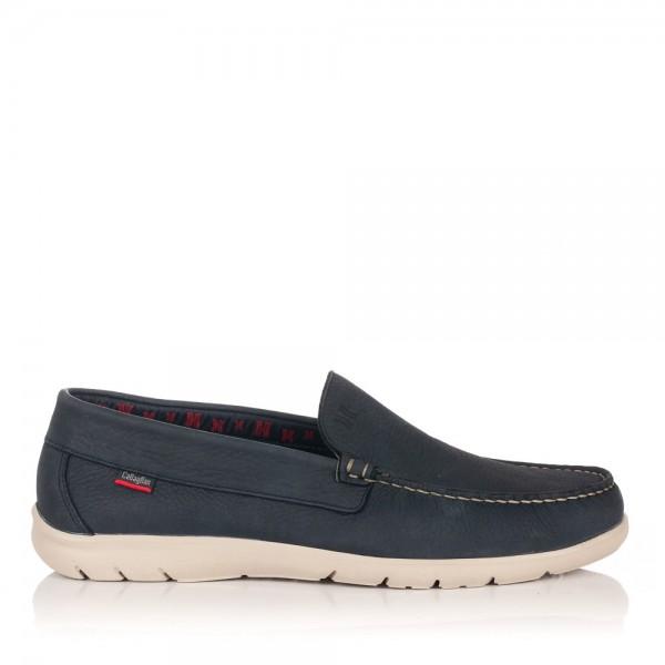 Zapato mocasin nobuck Hombre Callaghan 18001