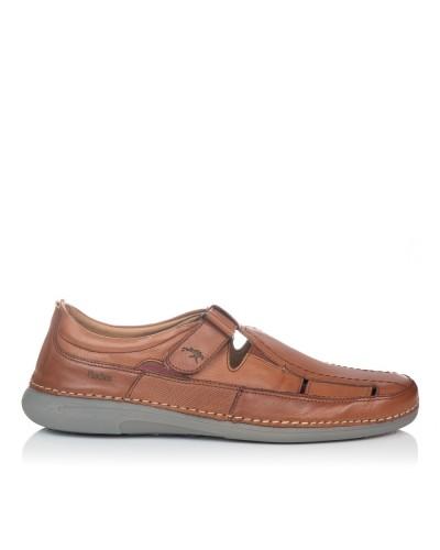 Sandalia piel Hombre Fluchos F0510