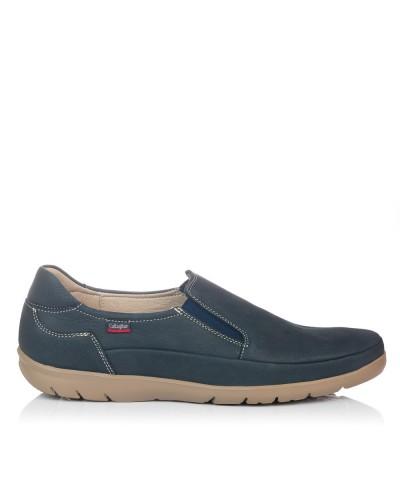 Zapato mocasin piel Hombre Callaghan 18401