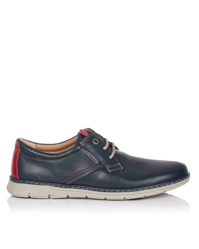 Zapato cordones piel Hombre Luisetti 23321