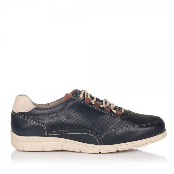 Zapato deportivo piel Baerchi 4335
