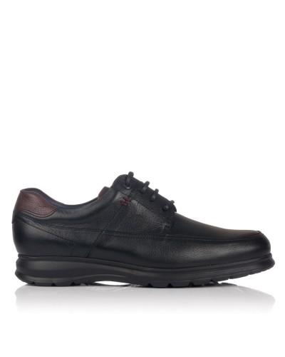 Zapato cordones piso light Hombre Fluchos F0387