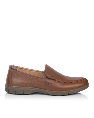 Zapato mocasin piel Hombre Luisetti 28902