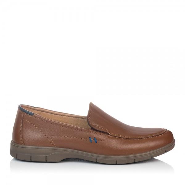 Zapato mocasin piel Luisetti 28902