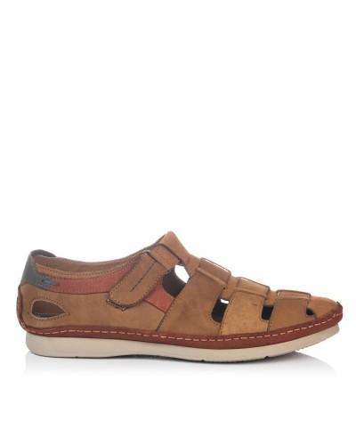Sandalia cerrada piel Vicmart 900-22