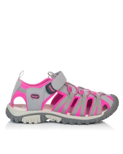Sandalia deportiva velcro Gomez A1106