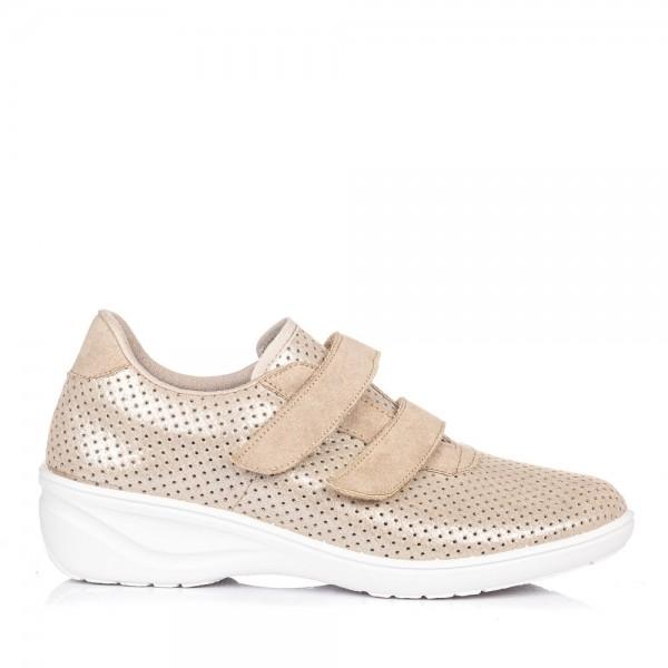 Zapato 2 velcros Mujer Roal 90204