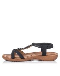 Zapatilla elasticos summits Mujer Skechers 12985