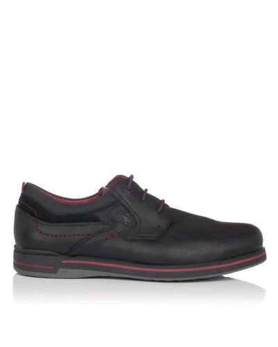 Zapato cordones sport piel Fluchos F0391